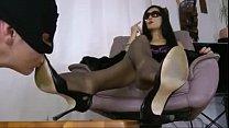 Foot Goddess Worship Slave - More at FootWorshi...
