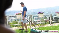 Babes - Step Mom Lessons - Window Watching sta...