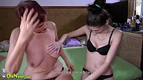 act lesbian teen and granny of Compilation
