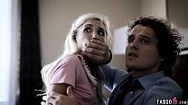 Young girlfriend Piper Perri gangbanged by drug...