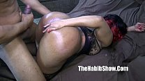 thickred has some good pussy banged by bbc jova...