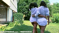 foursome outdoor in teens euro hot two - kings Reality