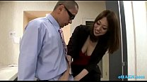 Office Lady Giving Blowjob Cum To Mouth Squirti...