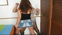 dormitorio su en hot bailando amiga su y rubia¨ ¨la nati novia Mi