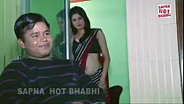 wife enjoys with servant while husband is in next room - Hindi Hot Short Film.MP4 thumbnail