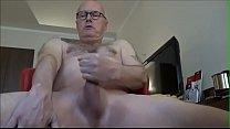 Ulf Larsen expose himself and orgasm! thumb