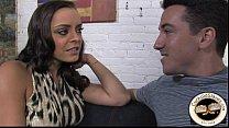hot wife meets huge 14 inch black monster cock