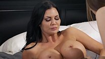 Stella Cox and Jasmine Jae - Mommy's Girl
