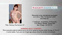 dick large a take klein cassidy brunette Young