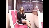 Grupo SFA - Minha Esposa se Exibindo no Metrô