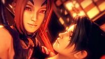 Kunoichi 2  Fall of the Shrinemaiden Trailer