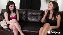 Mandy Moore Gives A MILF Her First Lesbian Expe...