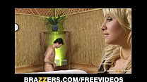 fuck and suck sensual a client gives nyx jessica masseuse Blonde
