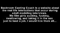 Girl Next Door Gets Ambush Creampie on Casting ...