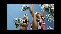 The Lesbian Cheerleader Audition! thumb