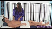 Incredible hot latin Missy Martinez in massage ...