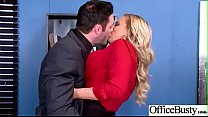 Busty Office Girl (Olivia Austin) Get Hardcore Action Bang vid-25 - download porn videos