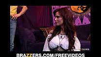 Syren De Mer is a MILF with a round ass who lov...