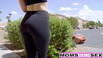 MILF Jennifer White Gets Creampie From Daughter...