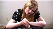 Femdom Chastity Crossdresser Tease and Denial