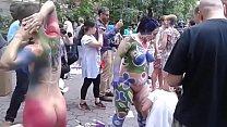 festival bodypainting World