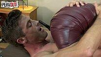 Ball Squeeze Tease Secretary LANCE HART JADE JA... thumb