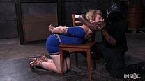alt girl gets tormented in rope bondage