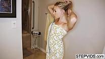 Sexy Bree Mitchells Gets Drilled By Stepbro