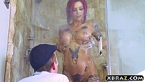 shower a in bang peaks bell anna pornstar emo tits Big