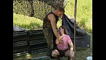 Busty girl mistreated and fucked by soldier porn videos