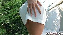 creampie big first her gets readhead internal All