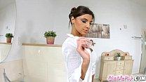 Givemepink Maria Rya solo mastrubation with dildo porn videos