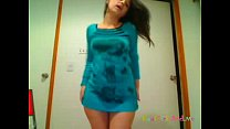 Hot Girlfriend Strips For BF