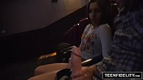 TEENFIDELITY Katya Rodriguez Tight Teen Creampie - download porn videos