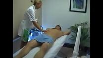 Blonde massage porn videos