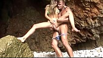 Nacho Vidal anal sex on the beach