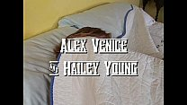 Alex Venice and Hailey Young - Strap On
