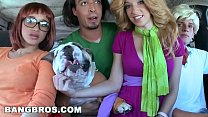 BANGBROS - Latina Luna Star Bouncing Her Fat As...