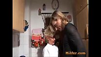 Blonde german mom and son fucked porn videos