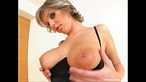 guys lucky two fucks milf busty cups Prime