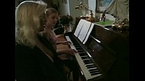 older piano teacher seduces young teen student