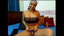 naughty milf on webcam