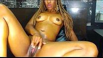 hot ebony masturbate on webcam - livemonique.com