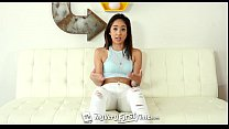 myveryfirsttime   asian mila jade takes cock up her ass for the first time