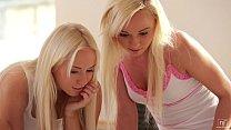 Nubile Films - Teen lesbians go muff diving thumb