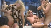 surreal orgy from the movie the ass collector