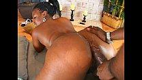 cock black massive a fucks and sucks chick Ebony