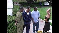 friday interracial gangbang