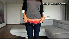 Vídeo Secreto de Adolescentes Mostrando a Buceta