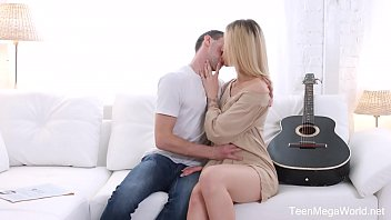 X-Angels.com - Ria - Blonde hottie gets her pussy licked and fucked